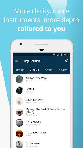 Mimi Music - Clear Sound 1.9.12 screenshots 3