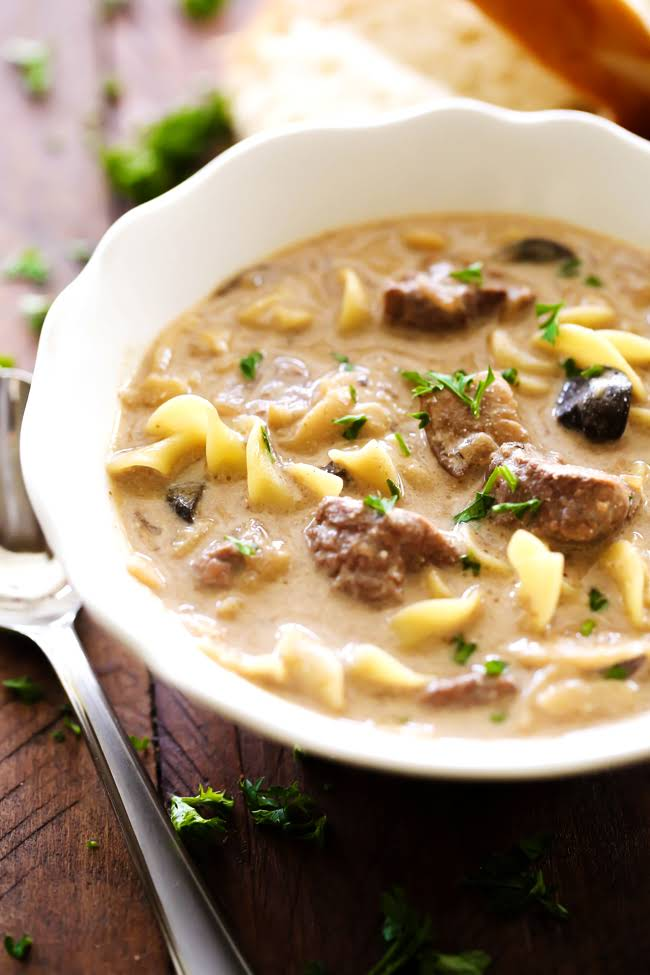 10 Best Beef Stroganoff With Onion Soup Mix Recipes