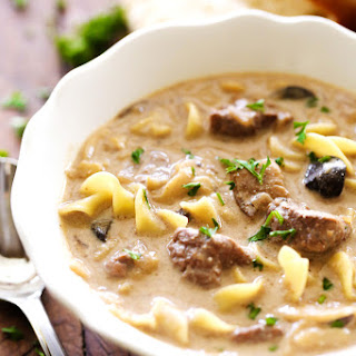 Beef Stroganoff With Onion Soup Mix Recipes.