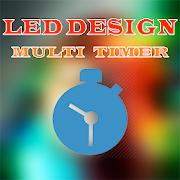 LED DESIGN SCHEDULE TIMER