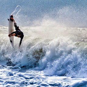 Surfer by John Harrison - Sports & Fitness Surfing ( kauai, surfing, nikon, jnhphoto )