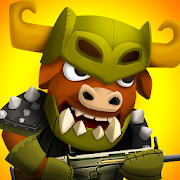 Brawl Of Heroes : Online 2D shooter