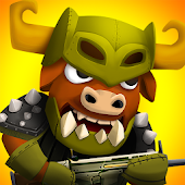 Brawl Of Heroes : Online 2D shooter (Unreleased) icon