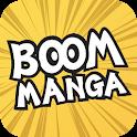 Boom Manga-Great Free Comics Reader icon