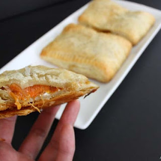 Quick and Easy Apricot Hand Pie.