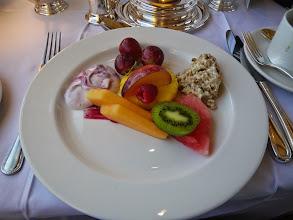 Photo: Fruit plate
