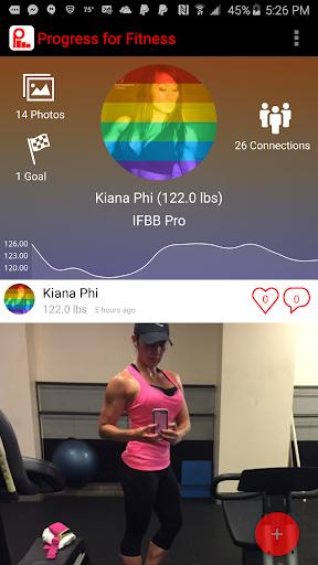 Progress for Fitness