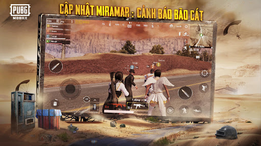 PUBG MOBILE VN - Mad Miramar