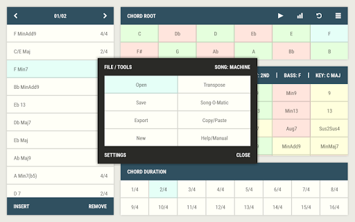 Chordbot Lite screenshot 14