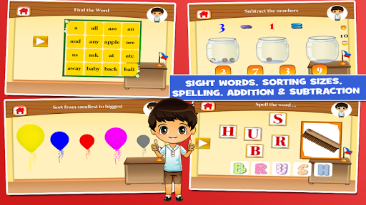 Pinoy Quiz for First Grade android2mod screenshots 4