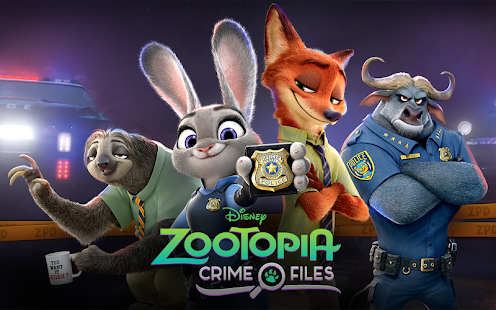 Zootopia Crime Files- screenshot thumbnail