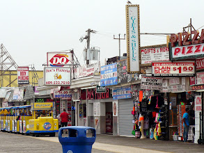Photo: Nice to see that DQ, from Minnesota, is thriving on the boardwalk in Wildwood, NJ. http://www.tripadvisor.com/ShowUserReviews-g46931-d1142496-r210412110-Wildwood_Boardwalk-Wildwood_New_Jersey.html#REVIEWS