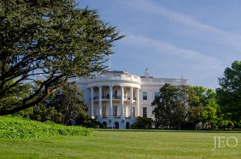 Photo: The South Lawn at the White House #WHPhotowalk