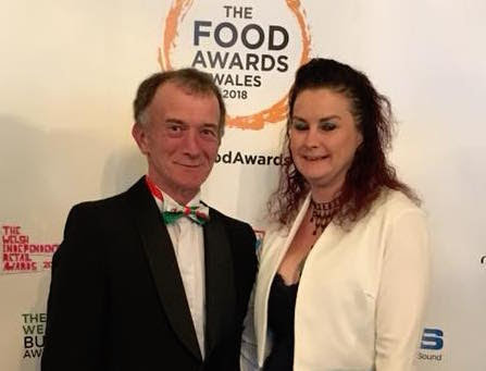 Food Award for Golf Club