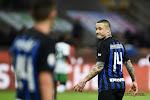 """Nainggolan interroge les supporters de l'Inter : """"Sommes-nous tous devenus fous ?"""""""