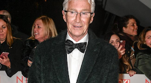 Paul O'Grady mourns dog Bullseye