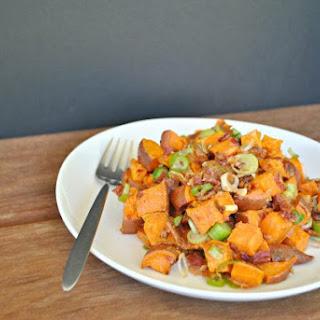 German Sweet Potato Salad.