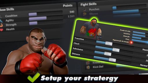 MMA Manager apkmr screenshots 7
