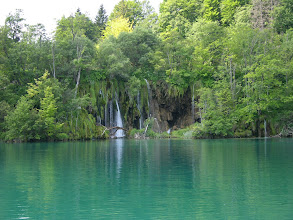Photo: Waters of Plitvicka Lakes