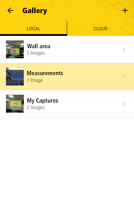 STANLEY Smart Measure Pro- screenshot