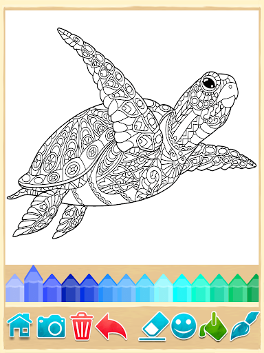 Mandala Coloring Pages for PC