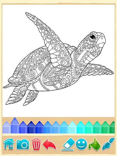 Mandala Coloring Pages  screenshots 7