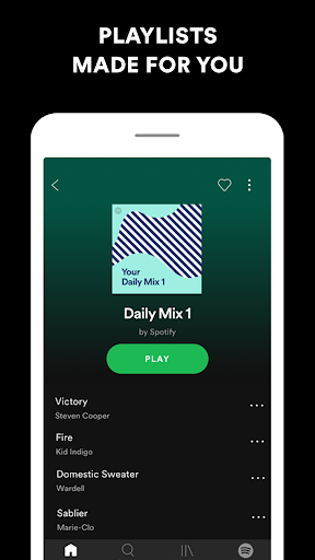 Spotify: Listen to new music, podcasts, and songs 8.5.72.800 Screenshots 5