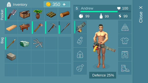 Jurassic Island 2: Lost Ark Survival 0.9 androidappsheaven.com 7