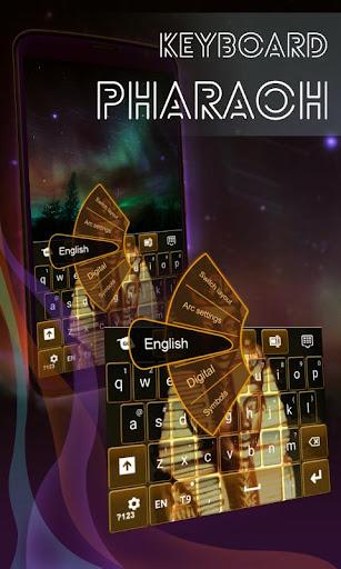Pharaoh Keyboard