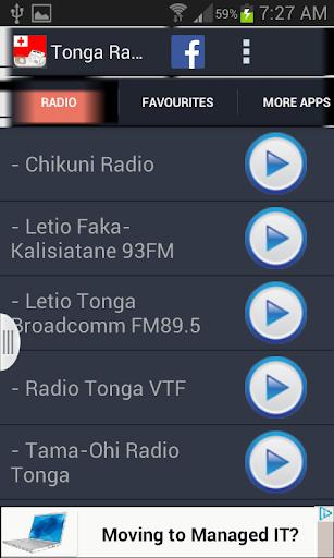 Tonga Radio News