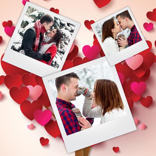 Baixar LovePhoto - quadro de amor e colagem para Android