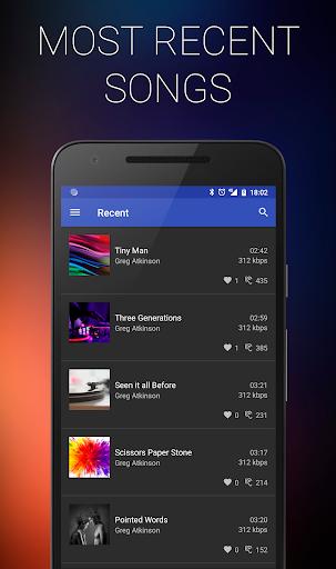 Free Music Downloader u2013 MP3 Music Download! 1.4.2 Screenshots 6