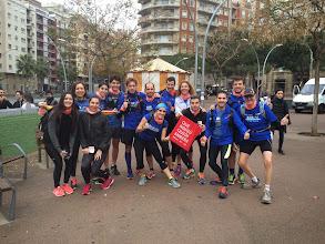 Photo: Barcelona Magic Line 1/3/15