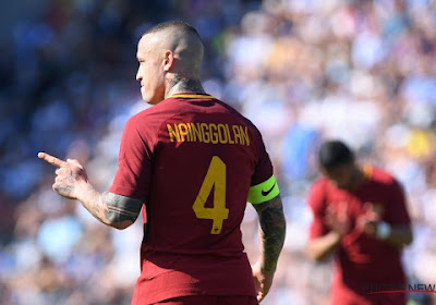 """Nainggolan : """"J'espère marquer très rapidement mon premier but en Champions League"""""""