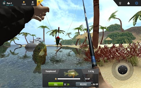 Professional Fishing Mod Apk Download For Android and Iphone 5