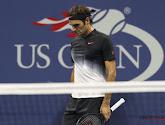 Geen duel der titanen: Federer zal de US Open niet winnen