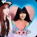 South Korea Photo Frame - Photo Editor icon