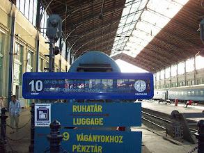 Photo: Budapest, Nyugati