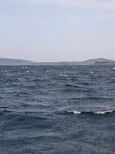 Photo: ・・・風が強くて、行きたいポイントにいけない!