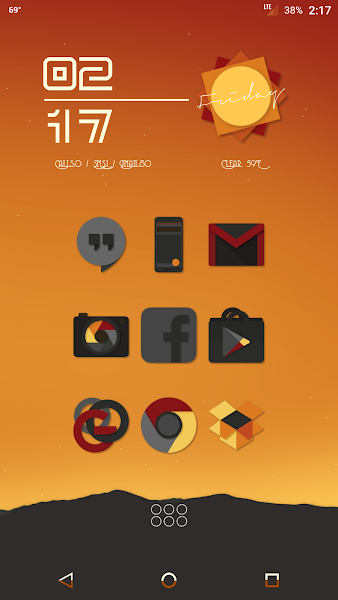 Desaturate – Free Icon Pack v2.7 [Unlocked]