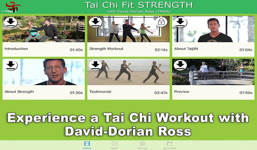 Tai Chi Fit STRENGTH screenshot 1