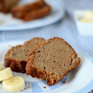 Coconut Flour Banana Bread.