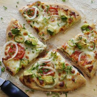 Summertime Veggie Pizza
