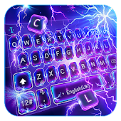 Live Lightning Thunder Storm Keyboard Android APK Download Free By Bs28patel