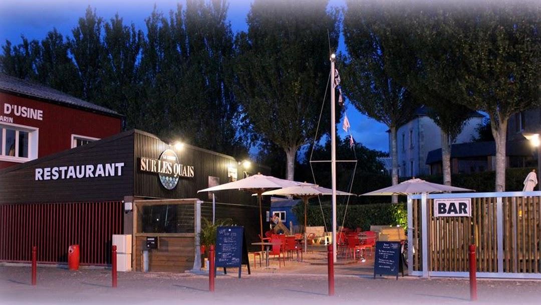 La Cabane Sur Les Quais Restaurant A Paimpol