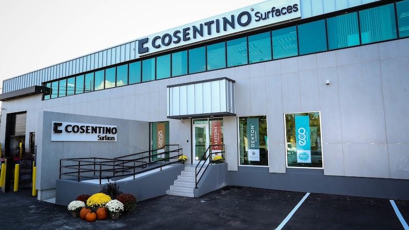 Un Cosentino Center en Long Island (EEUU).
