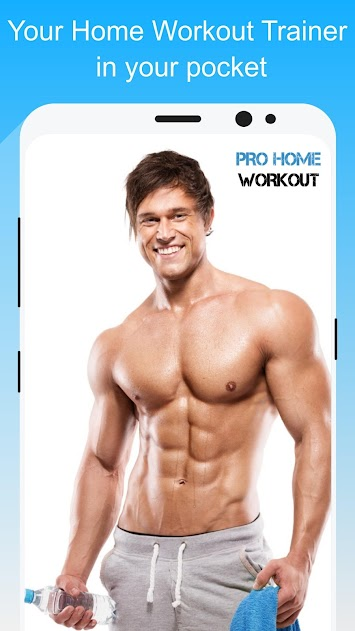 🎮 MOD APK - Pro Home Workouts – No Equipment - Workout at home v1 1