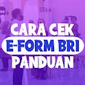 Cara Cek e-FORM BRI - BPUM UMKM BLT Panduan icon
