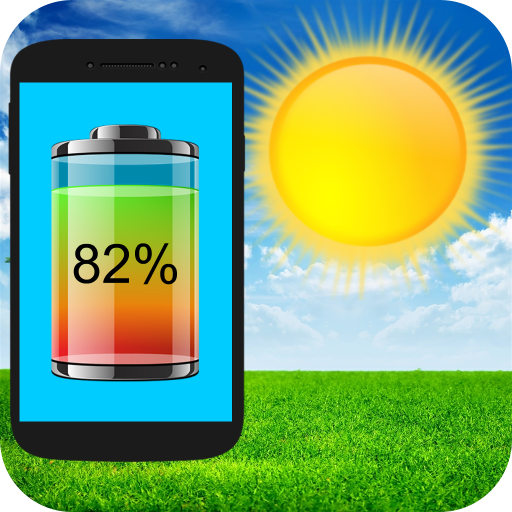 Solar Battery Prank