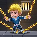 Hero Rescue - Pin Puzzle - Pull the Pin icon